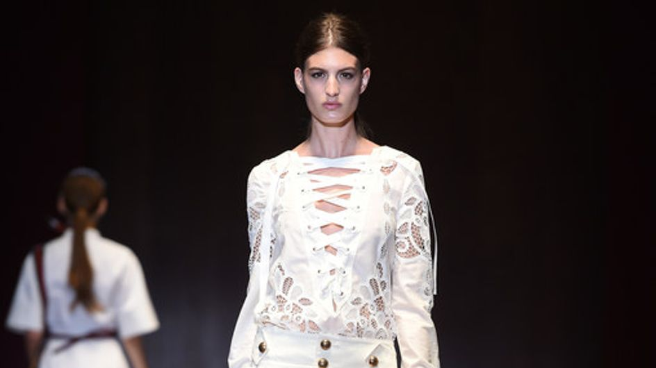 Gucci - Milan Fashion Week P/V 2015