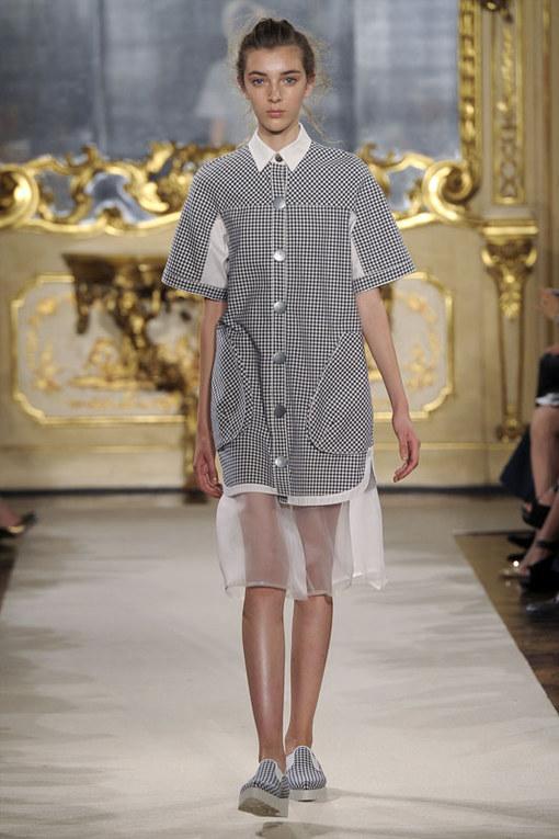 Cristiano Burani Milano Fashion Week P/E 2015