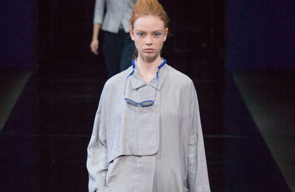 Emporio Armani - Milan Fashion Week P/V 2015