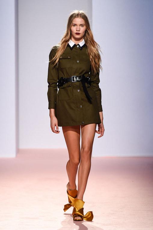 N° 21 Milano Fashion Week P/E 2015
