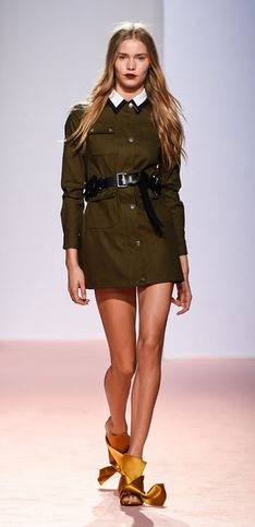 N° 21 Milano Fashion Week primavera estate 2015