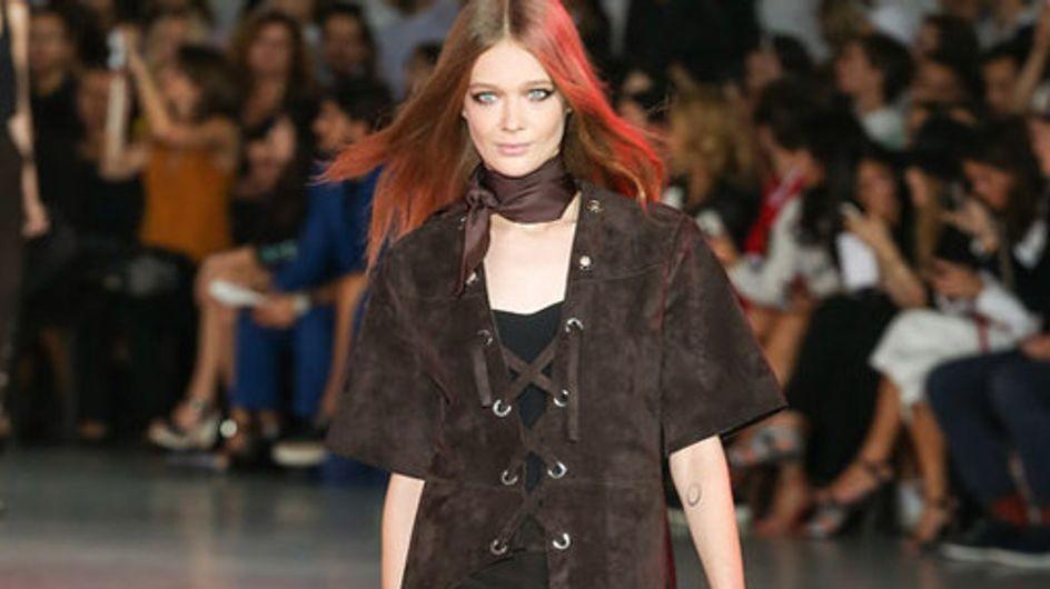 Costume National Milano Fashion Week primavera estate 2015