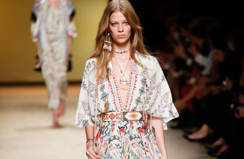 Etro Milano Fashion Week primavera estate 2015