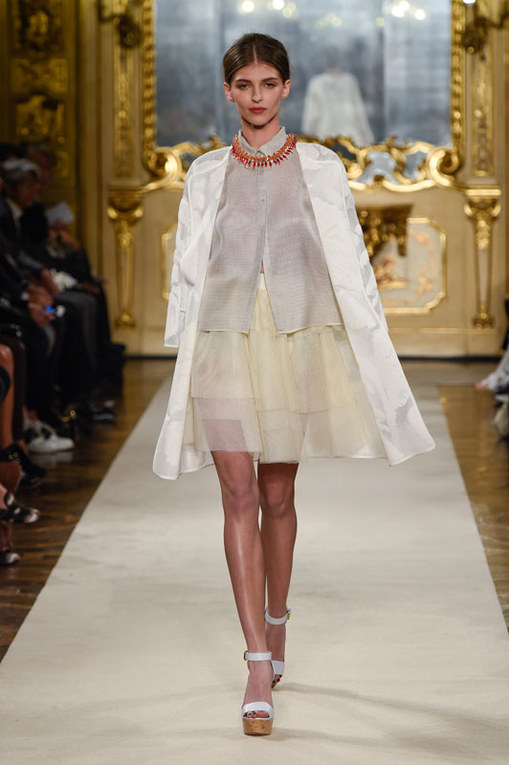 Les Copains Milano Fashion Week P/E 2015