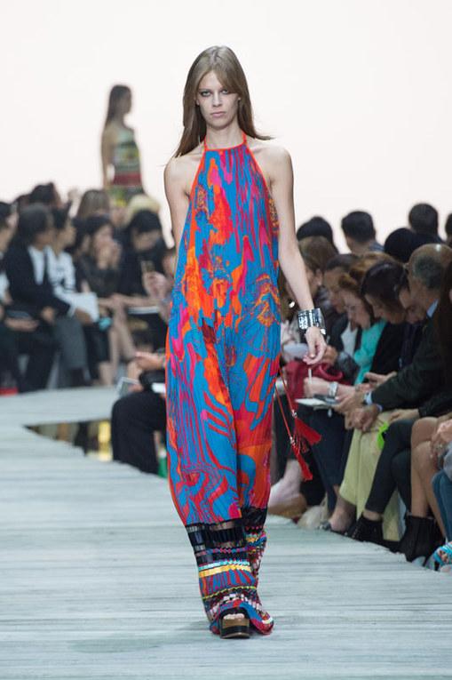 Roberto Cavalli Milano Fashion Show P/E 2015