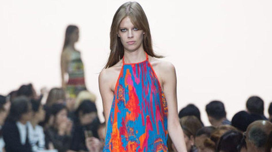 Roberto Cavalli Milano Fashion Week primavera estate 2015