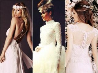 Vestidos de noiva 2015 | Tendências para vestidos de noiva
