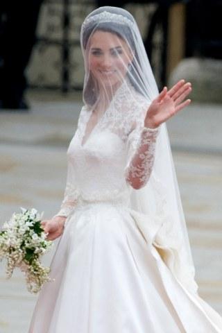 Von raffiniert bis prunkvoll: Die unvergesslichen Brautkleider