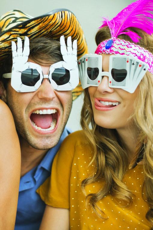 Mit diesen coolen Accessoires feierst du die Party deines Lebens!