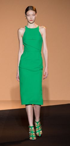 Roland Mouret, color power