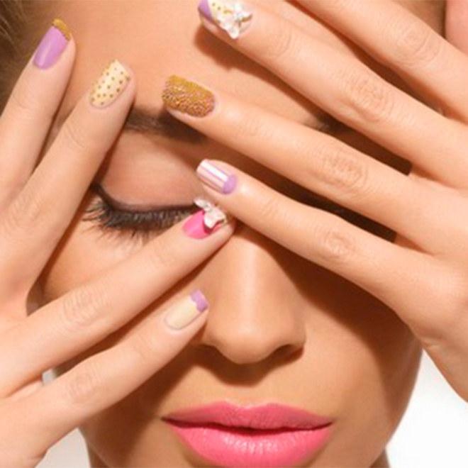 Melhores perfis de nail art direto do Insta: