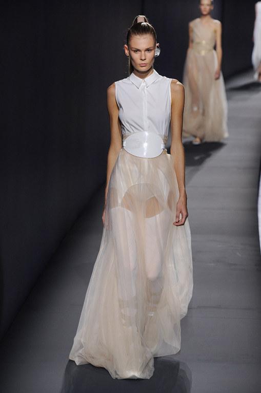 Vionnet Parigi Fashion Week primavera estate 2015