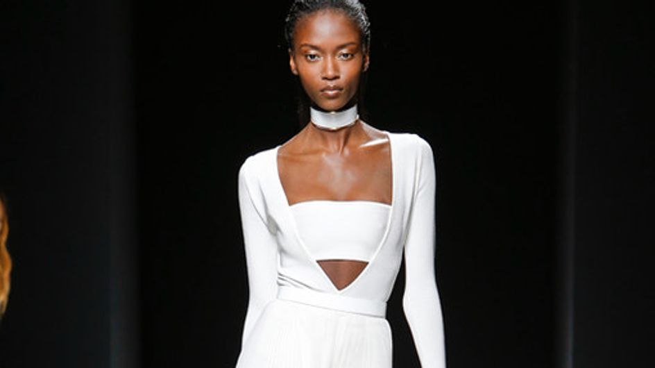 Balmain Parigi Fashion Week primavera estate 2015