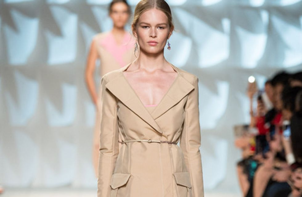 Nina Ricci Parigi Fashion Week primavera estate 2015