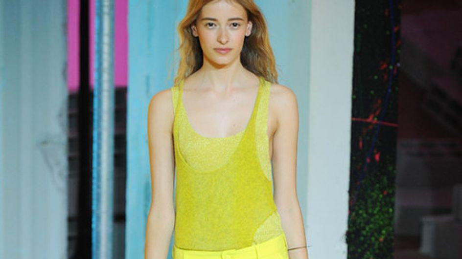 Zadig & Voltaire Parigi Fashion Week primavera estate 2015