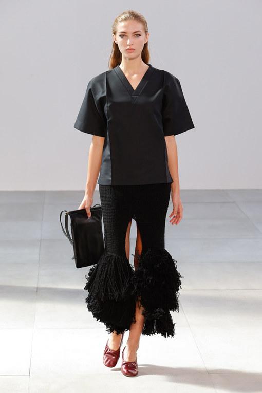 Céline Parigi Fashion Week primavera estate 2015
