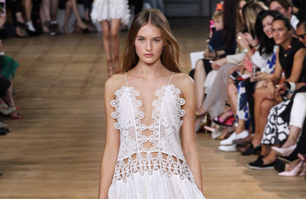 Chloé Parigi Fashion Week primavera estate 2015