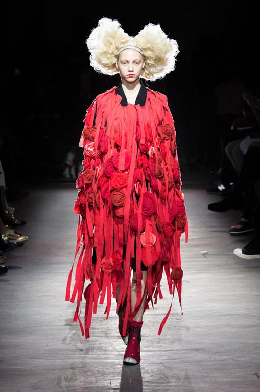 Comme des Garçons Parigi Fashion Week primavera estate 2015