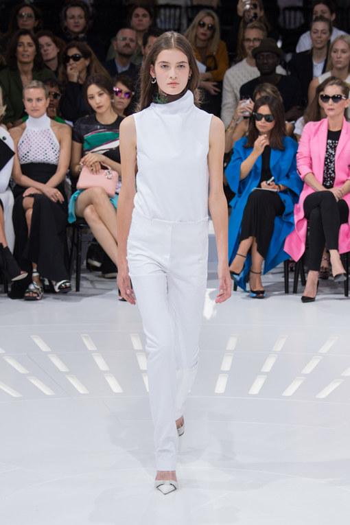 Christian Dior Parigi Fashion Week primavera estate 2015