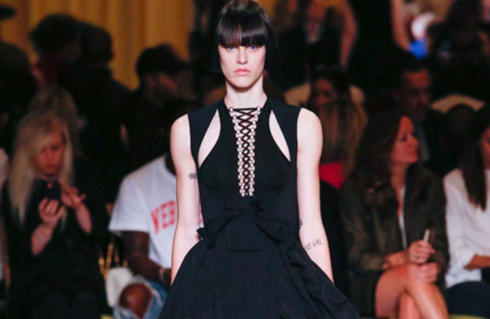 Givenchy Parigi Fashion Week primavera estate 2015