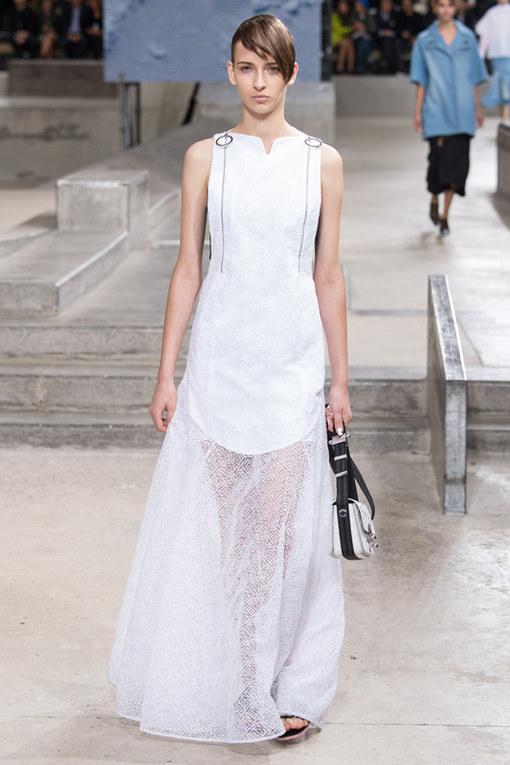 Kenzo Parigi Fashion Week primavera estate 2015