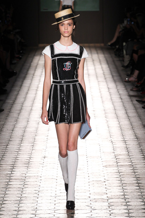 Olympia Le Tan Parigi Fashion Week primavera estate 2015