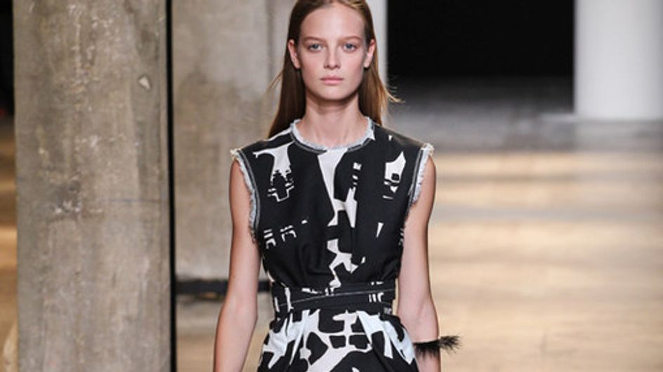 Isabel Marant Parigi Fashion Week primavera estate 2015