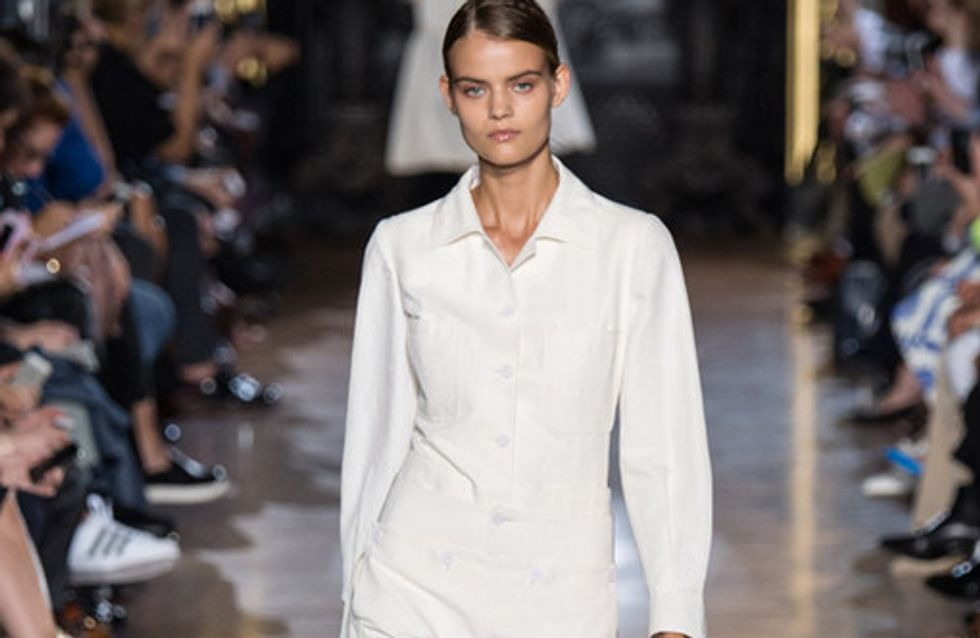 Stella McCartney Parigi Fashion Week primavera estate 2015