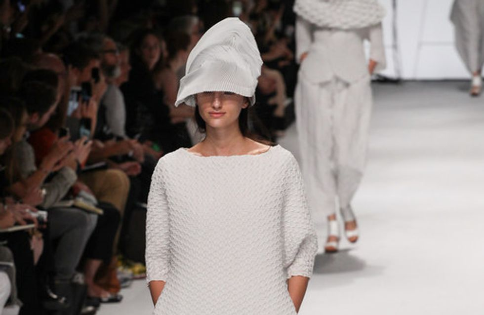 Issey Miyake - París Fashion Week P/V 2015