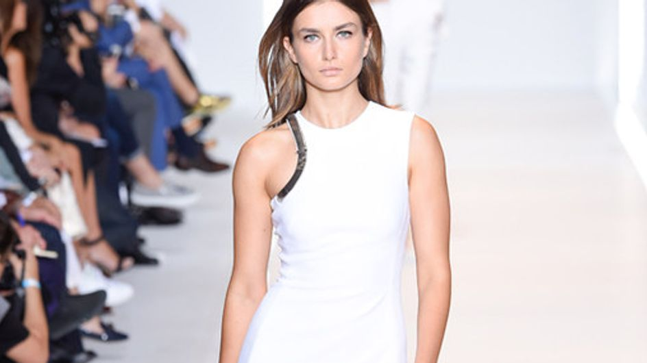 Mugler Parigi Fashion Week primavera estate 2015