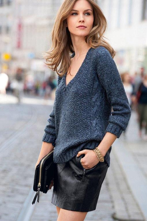 Jerseys de moda para el invierno
