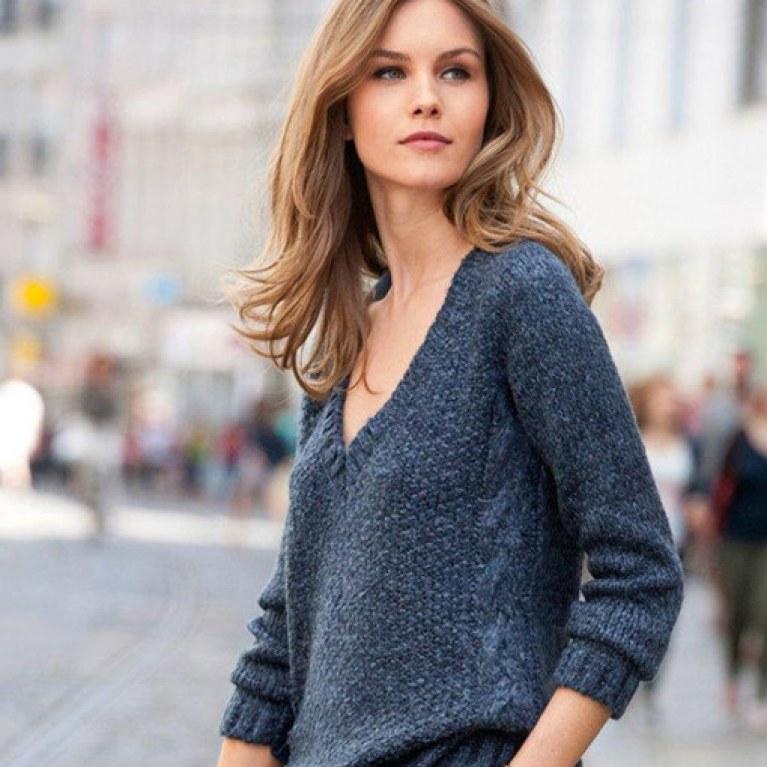 8596fe7f56 Jerseys de moda para el invierno   Foto - enfemenino