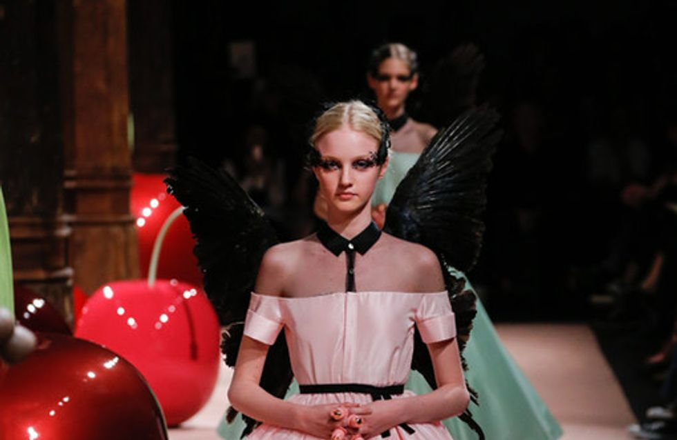Undercover Parigi Fashion Week primavera estate 2015