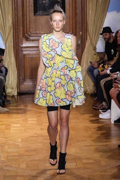Viktor & Rolf Parigi Fashion Week primavera estate 2015