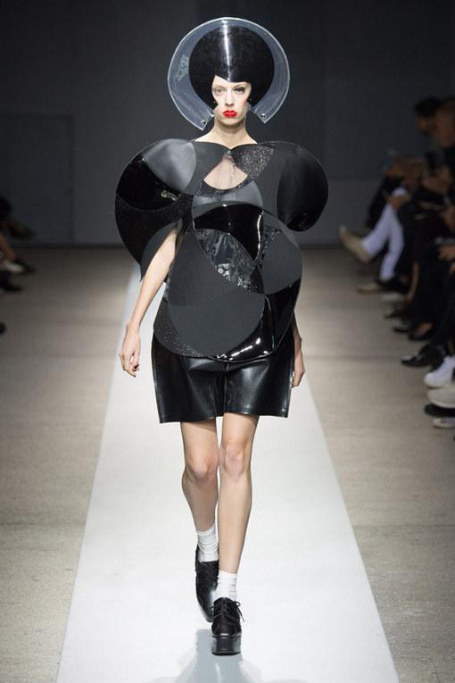 Junya Watanabe Parigi Fashion Week primavera estate 2015