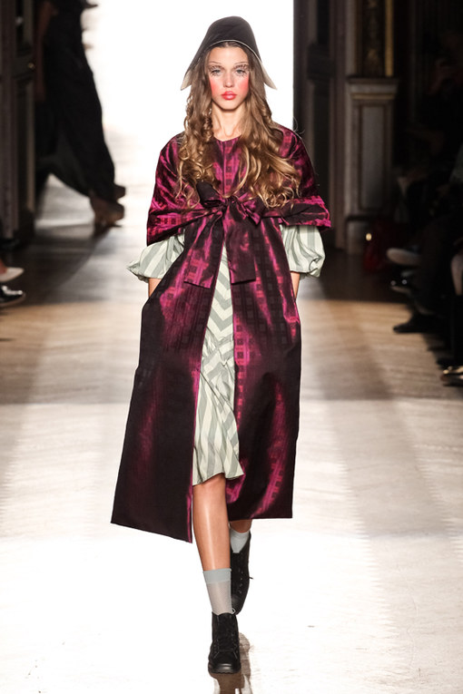 Vivienne Westwood Parigi Fashion Week primavera estate 2015