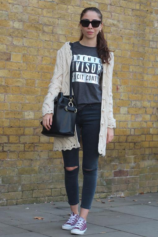 London Street Style 2014: Normcore