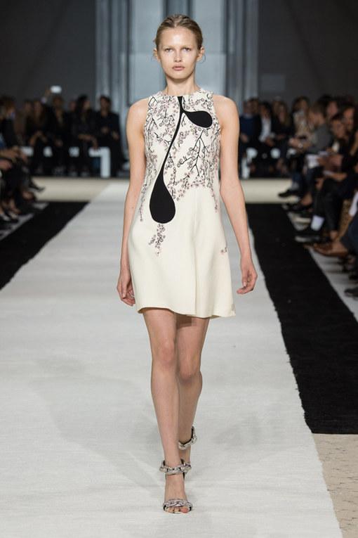 Giambattista Valli Parigi Fashion Week primavera estate 2015