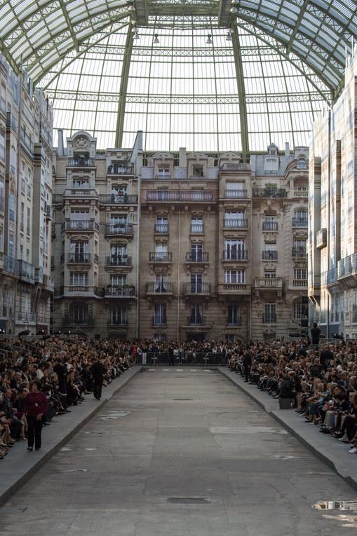 Défilé Chanel Prêt-à-Porter Printemps-Eté Paris 2015