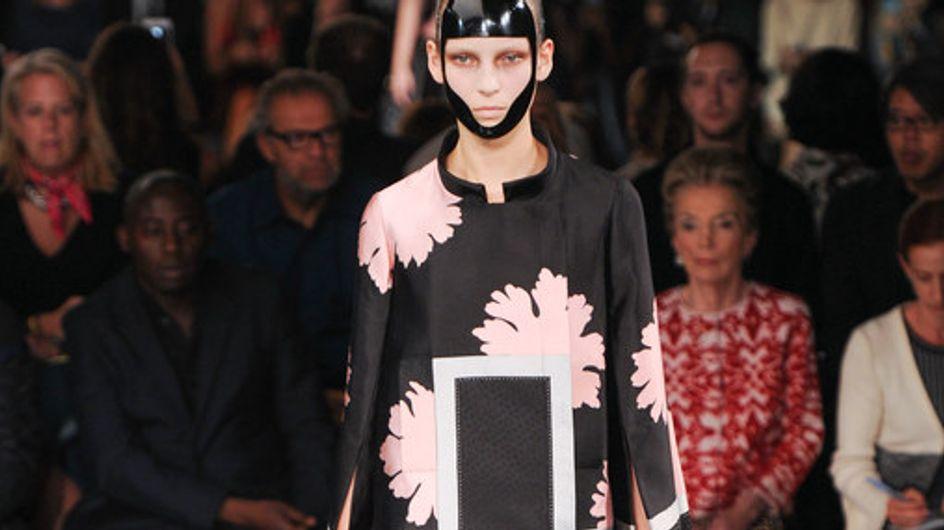 Alexander McQueen - París Fashion Week P/V 2015