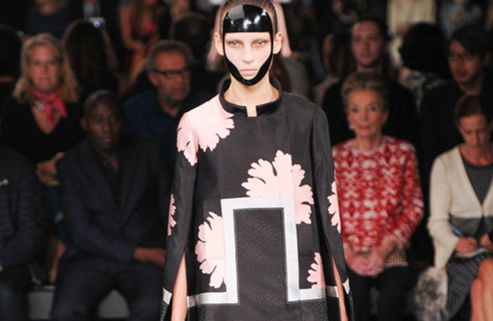 Alexander McQueen Parigi Fashion Week primavera estate 2015