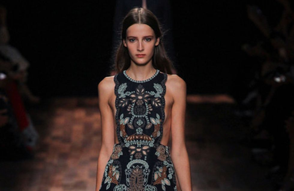 Valentino Parigi Fashion Week primavera estate 2015