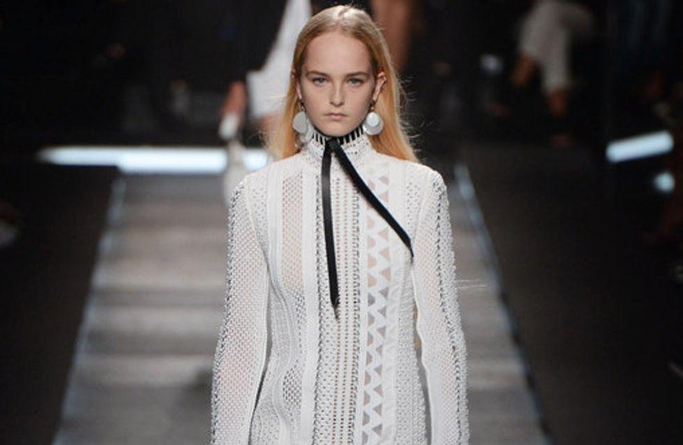 Louis Vuitton, frais et romantique