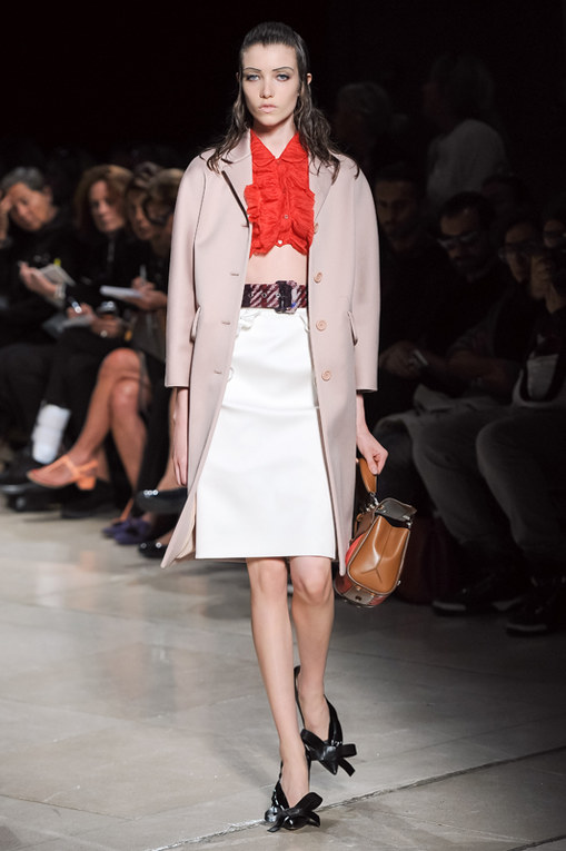 Miu Miu Parigi Fashion Week primavera estate 2015