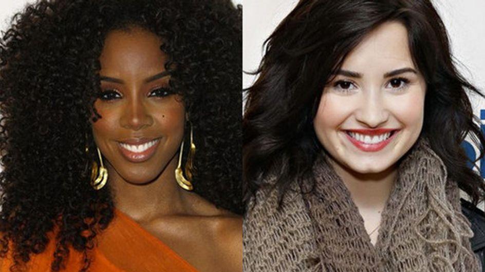 Courtney Cox, Nicki Minaj, Adriana Lima: quando le star scelgono i capelli neri