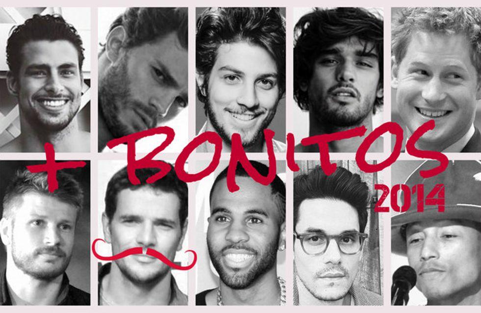 100 homens mais bonitos do mundo em 2014