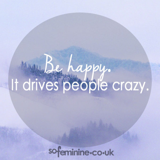 Happiness Quotes 100 Ways To Think Yourself Happy Photo Album