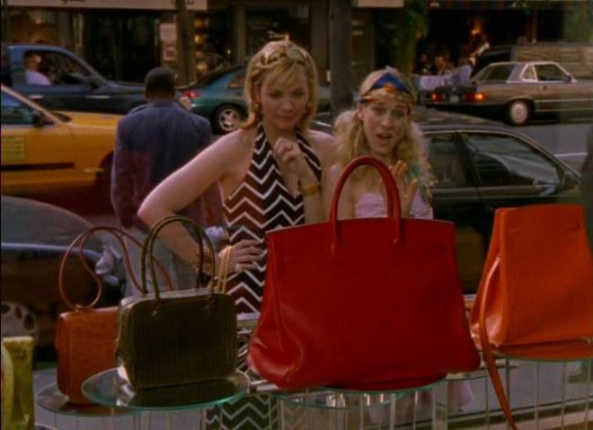 Non è una borsa, è una Birkin