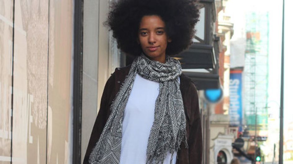 London Street Style 2014: Autumn Layering