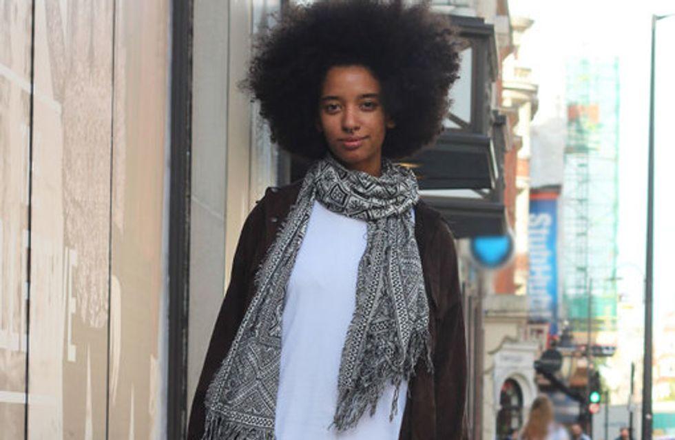 London Street Style 2014: Autumn Layering
